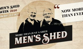Men's Shed Week 2020 Posters